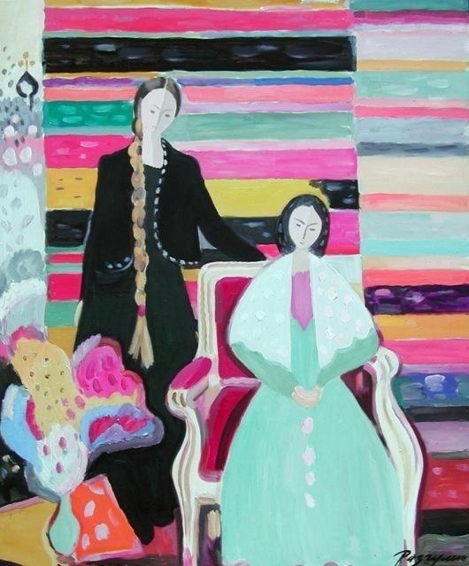 , 'Double Portrait,' 2001, Artist's Proof