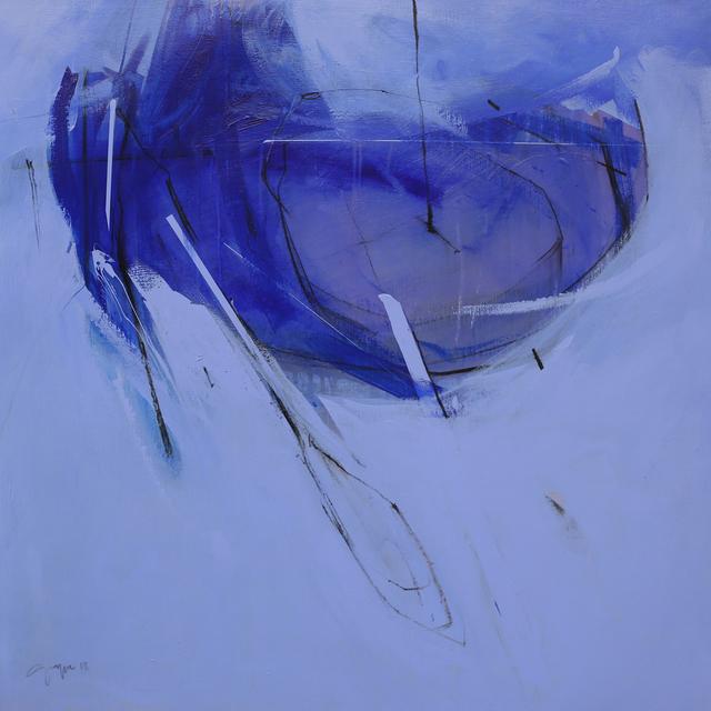 , 'Floating Machine #4,' 2018, Bill Lowe Gallery