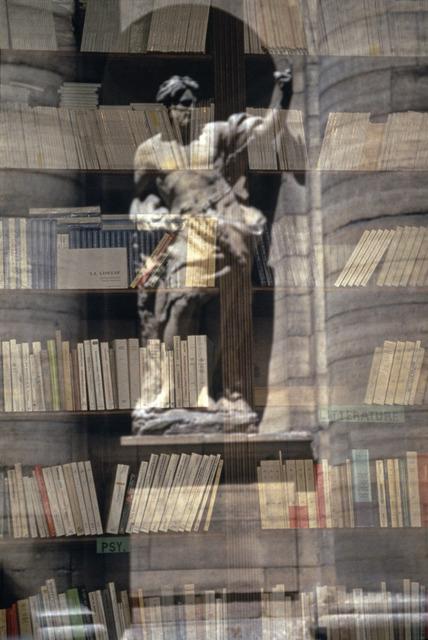 , 'St. Sulpice, Paris,' 1990, Gallery NAGA