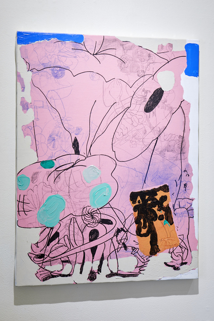 , 'Flower Burger,' 2017, Gallery Naruyama
