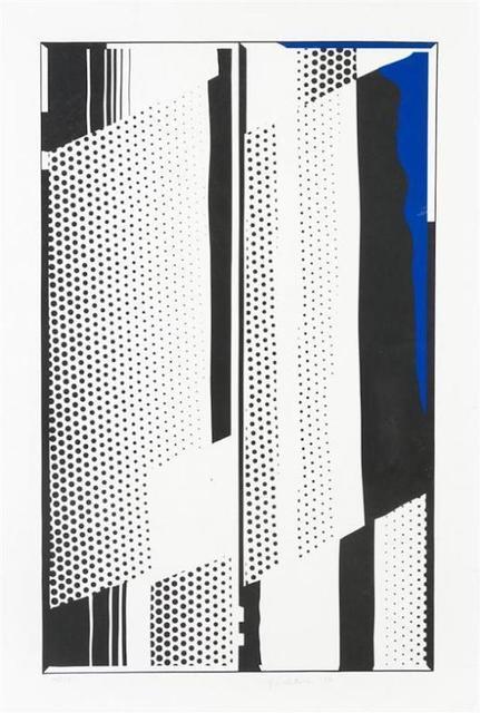 Roy Lichtenstein, 'Twin Mirrors', 1970, F.L. Braswell Fine Art
