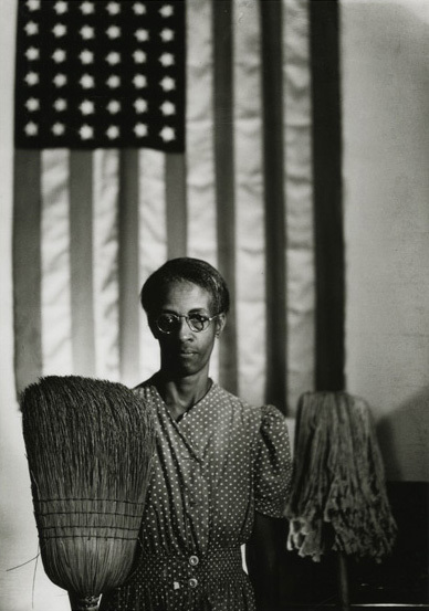 , 'American Gothic, Washington, D.C.,' 1942, Jenkins Johnson Gallery