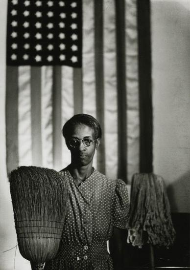 Gordon Parks, 'American Gothic, Washington, D.C.', 1942, Jenkins Johnson Gallery