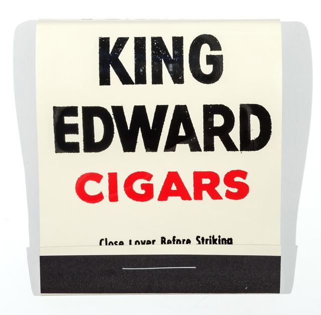 , 'King Edward Cigars,' 2015, Jonathan Ferrara Gallery