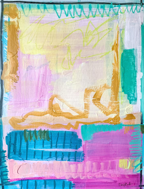 Kiah Bellows, 'Summer Series: Abstract Study 3', 2019, Miller Gallery Charleston