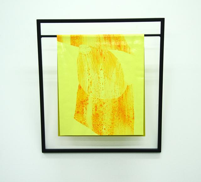 , 'Yellow Orange,' 2018, Bartley + Company Art