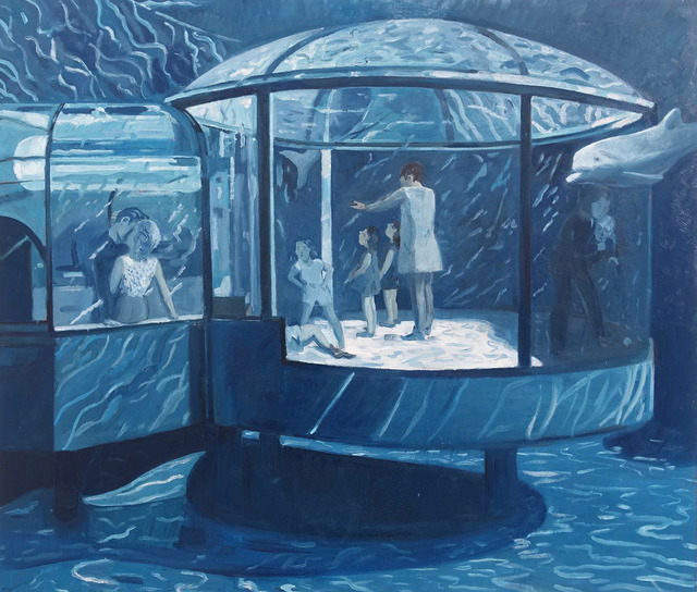 , 'In the Deep with You,' 2018, 1969 Gallery