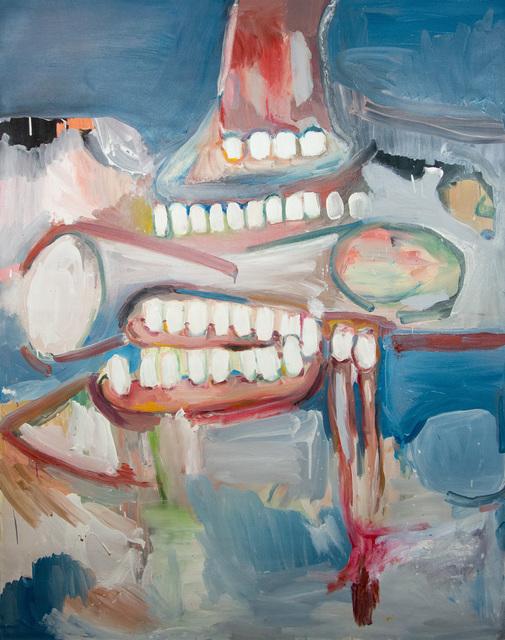, 'Quando me tornei medo,' 2017, Boiler Galeria