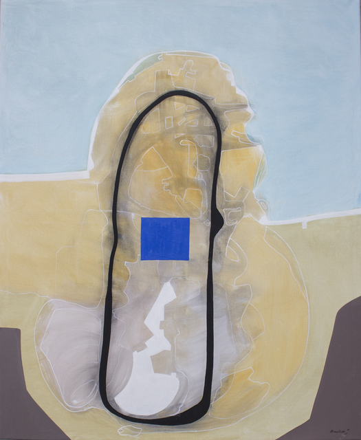 , 'Upon-up IV,' 2017, Matthew Liu Fine Arts