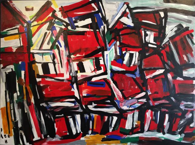 , 'Hanoi Street,' , Artist's Proof