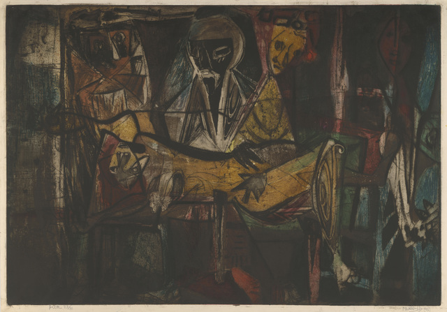 , 'Pieta,' 1948, Dolan/Maxwell