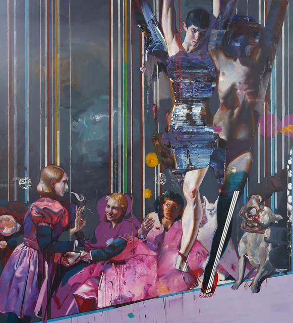 , 'Pas de Deux,' 2019, Josef Filipp Galerie