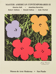 Flowers, from Master American Contemporaries II