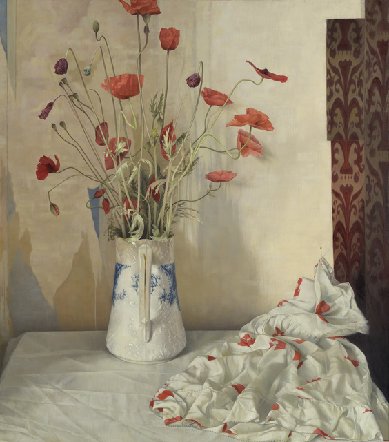 , 'Poppies ,' , Jonathan Cooper