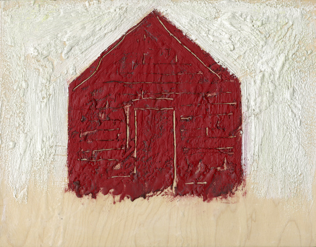 , 'Red Building,' 2000, Pace/MacGill Gallery