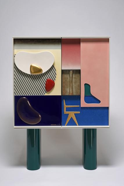 , 'Le Cabinet,' 2017, Sèvres