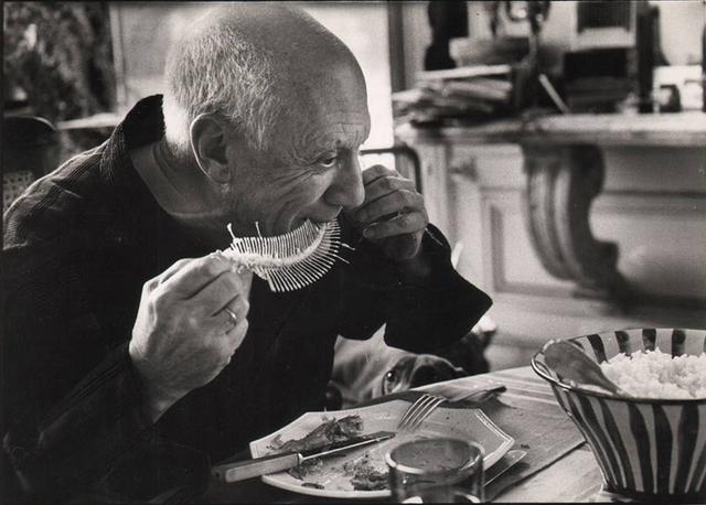 David Douglas Duncan, 'Picasso, La Californie', 1957, Robert Mann Gallery
