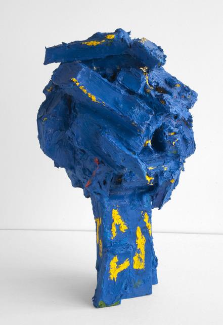 , 'Blue,' 2013, Luis De Jesus Los Angeles