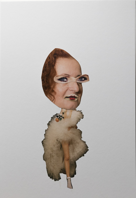 Cathy Immordino, 'Head Dwora 1', 2019, Fabrik Projects Gallery