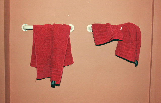 , 'Untitled (Towels),' 2013, Cob