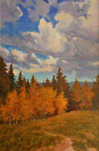 , 'Aspen Song,' 2019, Abend Gallery
