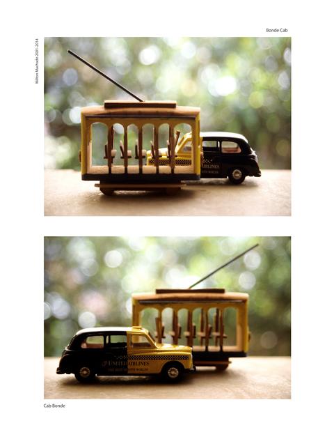 , 'Bonde Cab,' 2014, Galeria Nara Roesler