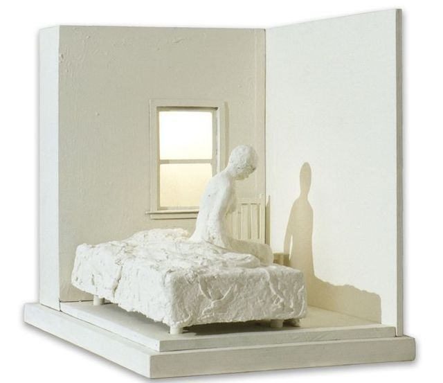 , 'Woman sitting on Bed,' 1996, Galerie Thomas