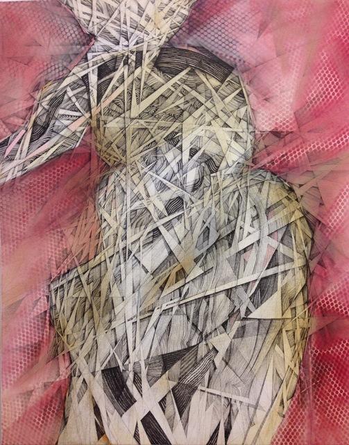 , 'Gride ,' 2014, Alessandro Berni Gallery