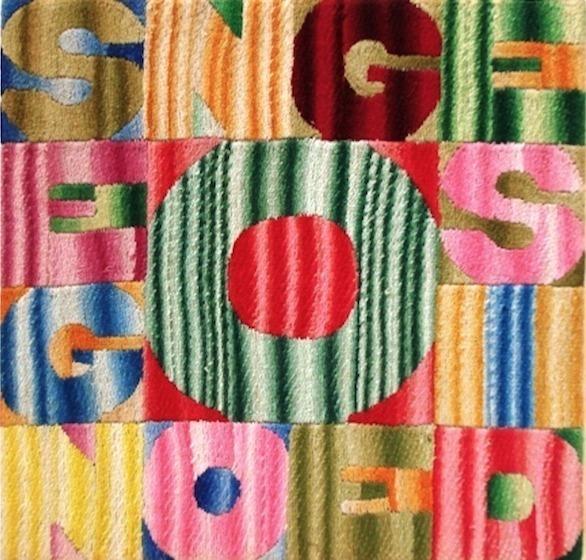 , 'Segno e Disegno,' 1990, Richard Saltoun