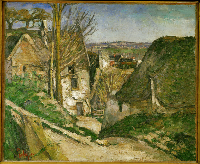 Paul Cézanne, 'The House of the Hanged Man', 1873, Erich Lessing Culture and Fine Arts Archive