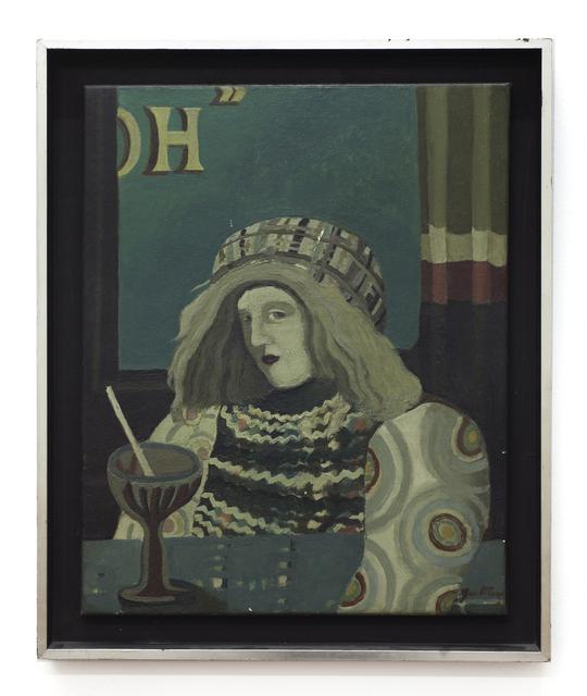 Emilia Gutiérrez, 'Loly', 1974, Painting, Oil, Cosmocosa