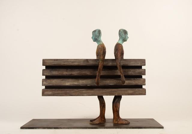 Jesús Curiá, 'Enfados', Hugo Galerie