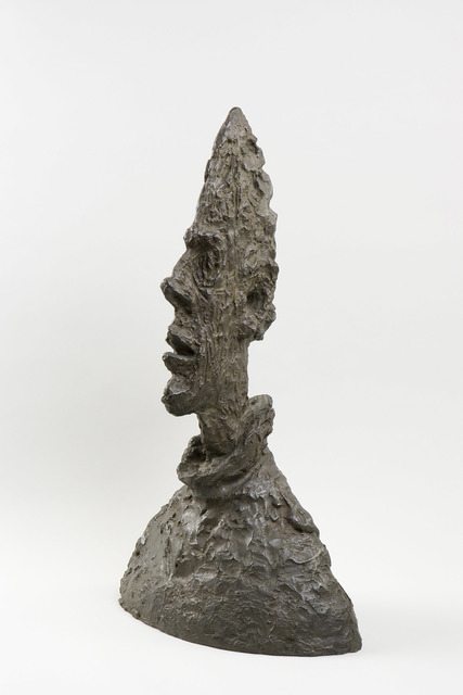 , 'Tall Thin Head,' 1954, Yuz Museum
