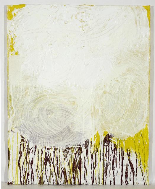 , 'Schüttbild,' 2013, Galerie Elisabeth & Klaus Thoman