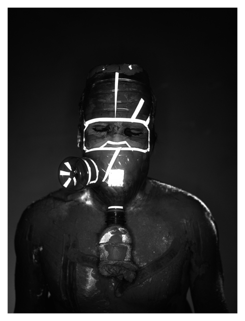 , 'Mask #3,' 2018, Jenkins Johnson Gallery