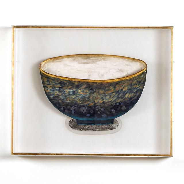 Jin-Sook So, 'Soul of a Big Blue Bowl', 2015, browngrotta arts