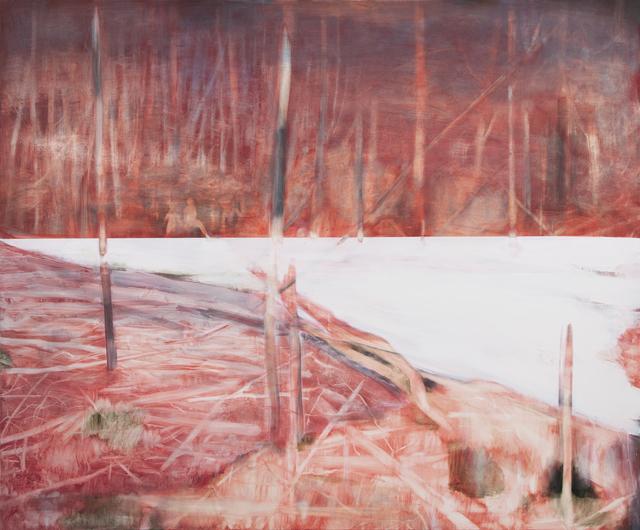 , 'Rushing Through,' 2017, Galerie Huit