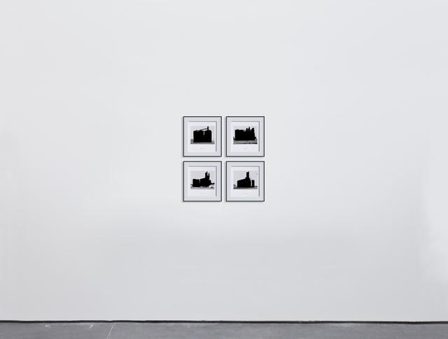 , 'Grain Elevators,' , Max Estrella