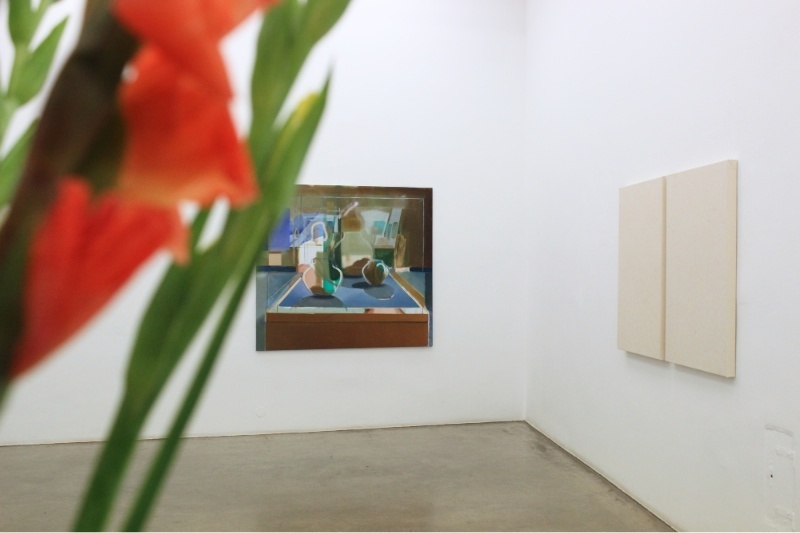 exhibition view SUMMER IN THE CITY, Christine König Galerie, Vienna, 2016