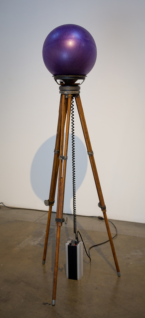 Alan Rath, 'Throbber', 1998, Track 16 Gallery