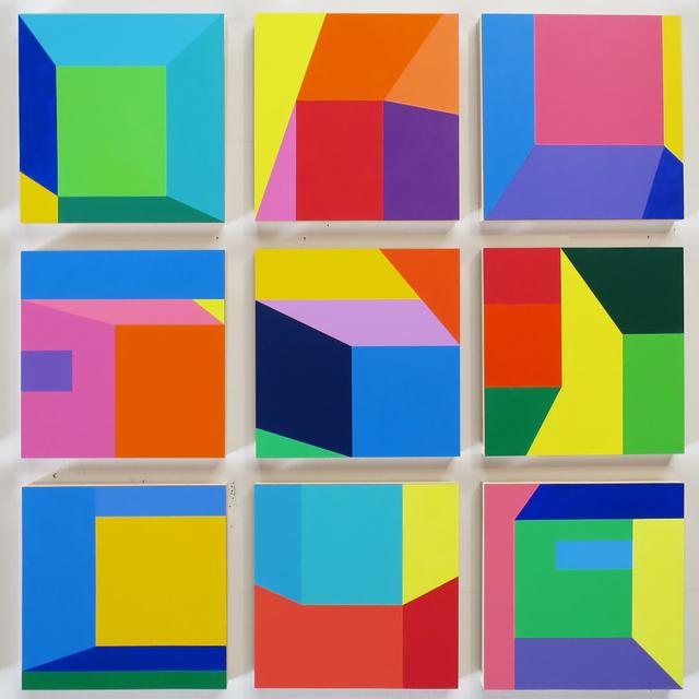 , 'Setup 6,' 2014, Octavia Art Gallery