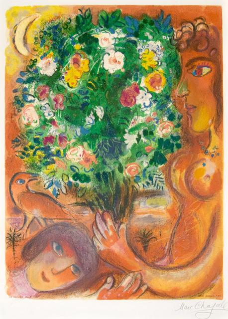 , 'Femme au Bouquet (Woman with Bouquet),' 1967, Masterworks Fine Art