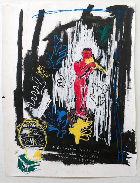 , 'Brown Sugar,' 2019, Black Book Gallery