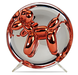 Jeff Koons, 'Balloon Dog (Red),' 1995, Los Angeles Modern Auctions (LAMA)