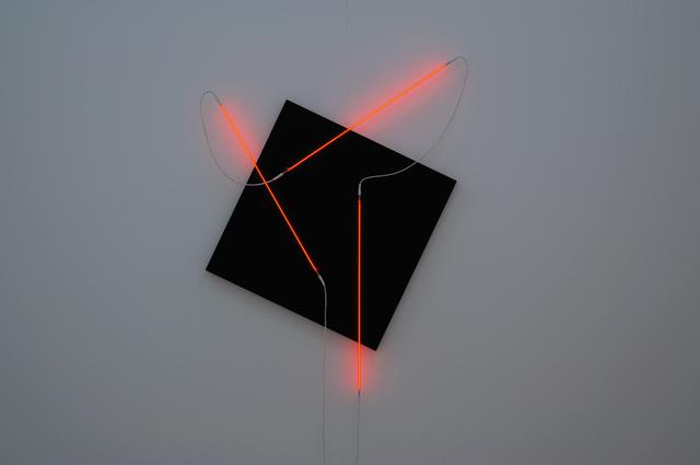 , 'Néons 3D : 60°-90°-35°,' 2014, Blain | Southern