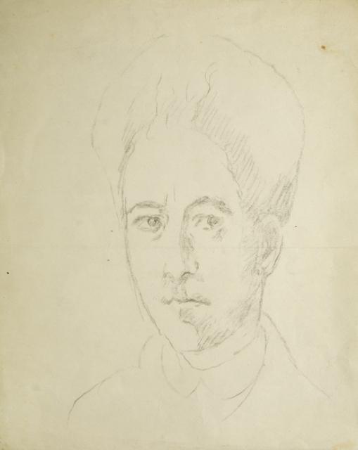 Marie Vorobieff Marevna, 'Portrait of Ossip Zadkine', Roseberys