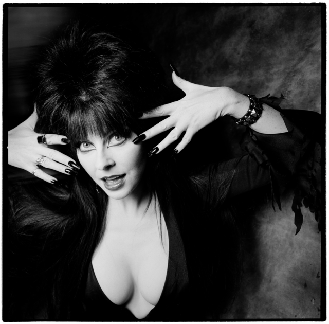 , 'Elvira • 1987 • NYC • Saturday Night Live,' 1987, photo-eye Gallery