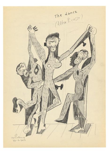 , 'The Dance,' 2012, Kalfayan Galleries