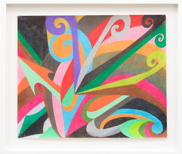 , 'Kaleidoscopic Intentions 5,' 2014, Rosamund Felsen Gallery