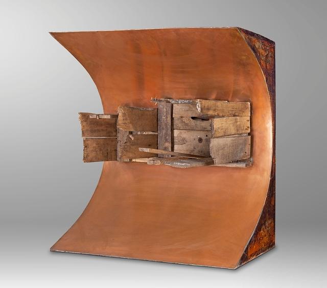 , 'Objeto de cobre y maderas viejas,' 1961, MAMAN Fine Art Gallery